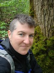 Rachel Dickson, artist, outdoor enthusiast