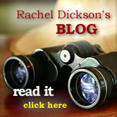 Click here to read Rachel Dickson's blog